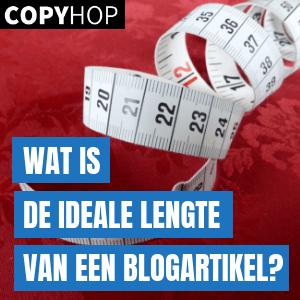 Wat is de ideale lengte van een blogartikel voor SEO?