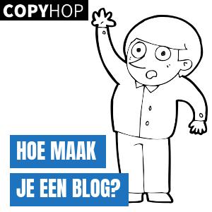 Hoe Maak Je Een Blog?